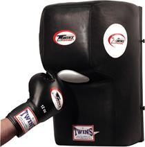 Twins Hook & Upper Cut Wall Bag